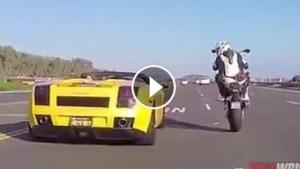 Lamborghini Sürücüsüyle Nasıl Dalga Geçilir ?