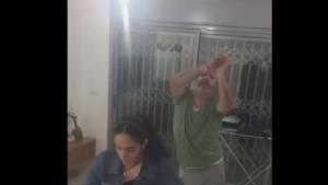 Gizlice Kızının Dansına Katılan Baba Rekor Kırdı!