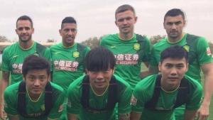 Burak Yılmaz Çin'de ilk golünü attı