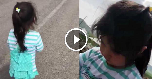 4 Yaşındaki Kayıp Leyla'nın Son Görüntüleri