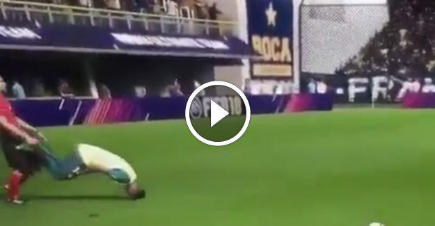 FIFA 18 Hatası Yok Artık Dedirtti