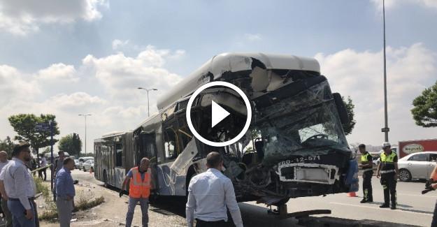 Başkent'te Feci Kaza! Ölü ve Yaralılar Var