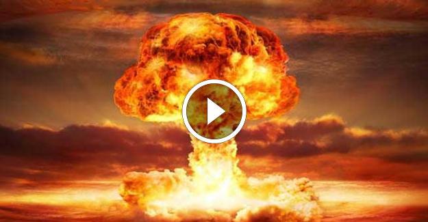 İlk Atom Bombası 1945 Yılında Bugün Atılmıştı