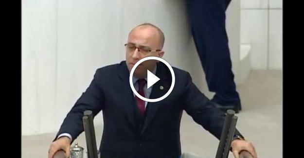 MHP Milletvekili İzzet Ulvi Yönter'in Uzman Jandarma ve Çavuşlara Kadro Verilsin Talebi