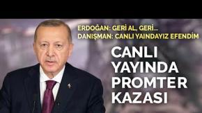 Cumhurbaşkanı Erdoğan geri al geri al