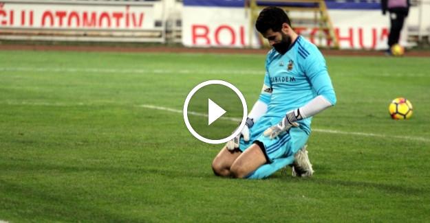 Boluspor 6-2 Fenerbahçe / İşte Tarihi Maçın Geniş Özeti
