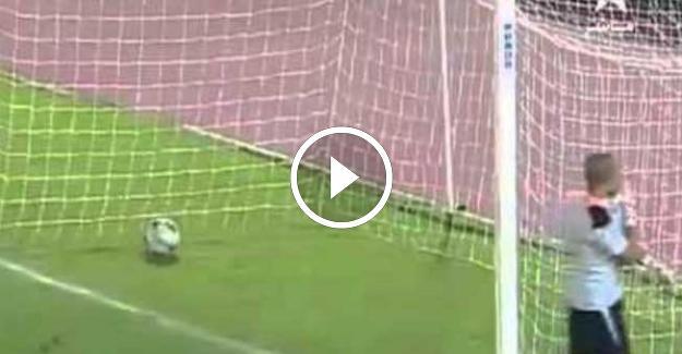 Dünyanın En İlginç Penaltı Golü