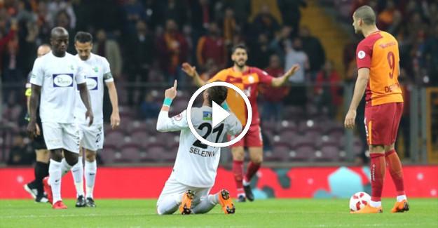 Galatasaray Teleset Mobilya Akhisarspor Maç Özeti! Selezynov Takımı İpten Aldı