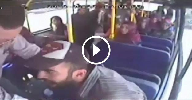 Otobüs şoförü keserle dövülerek öldürüldü!