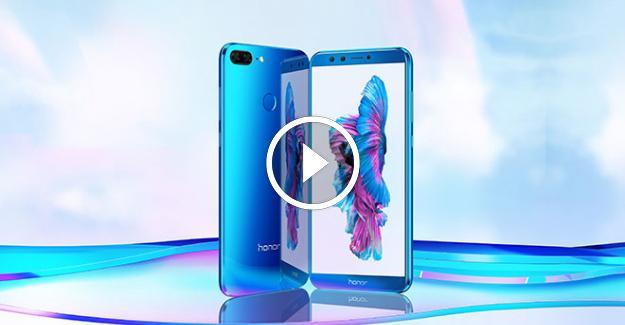 Huawei Honor 9 Lite A101 de Satışa Sunuluyor