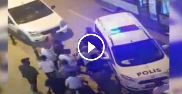 İstanbul'da Çocuk Kaçırmaya Çalışan Zanlı Yakalandı ve Linç Edildi