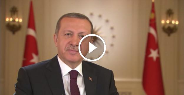 Cumhurbaşkanı Erdoğan Ramazan Bayramı Mesajı Yayınladı
