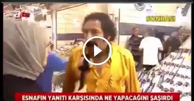 Balıkçı Müslüm Baba Halk TV'ye 'kriz var' dedi A Haber'de ekonomi uçuyor dedi!