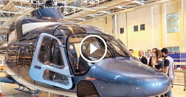 Türkiye'nin Milli Helikopteri İlk Uçuşunu Yaptı