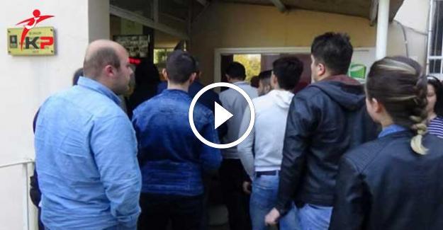 KPSS'ye Yine Geç Kaldılar! Sınava Alınmadılar