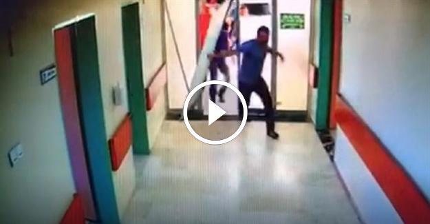 Yakınları Ölen Şahıslar Doktora Saldırdı!