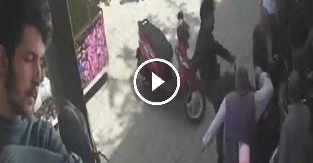 Hatay'da 8 Aylık Hamile Kadına Sokak Ortasında İğrenç Saldırı