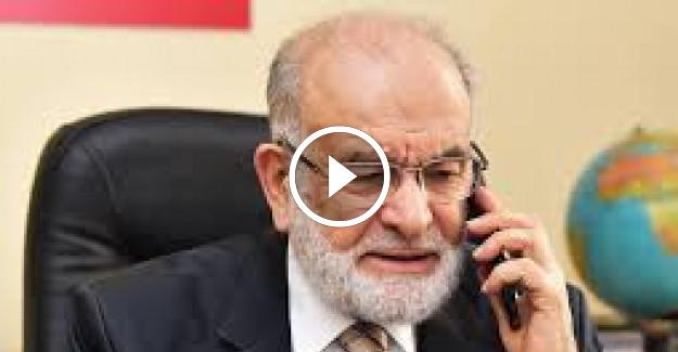 Alparslan Türkeş#039;in Eşi İle Temel Karamollaoğlu Seçimler Hakkında Görüştü