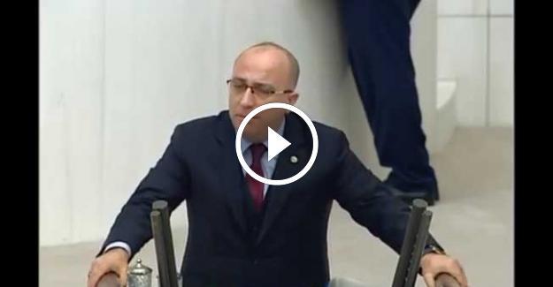 MHP Milletvekili İzzet Ulvi Yönter#039;in Uzman Jandarma ve Çavuşlara Kadro Verilsin Talebi