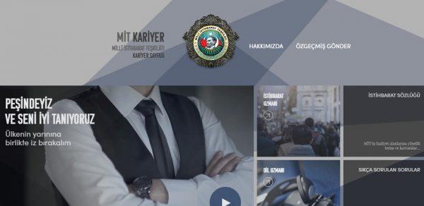 Milli İstihbarat Teşkilatı (MİT) personel alımı yapacak!