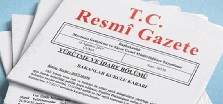 Ο Πρόεδρος Ερντογάν υπέγραψε!  Έχουν ληφθεί πολλές αποφάσεις!
